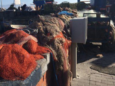 Soggiorno in Bed & breakfast a Napoli vicino alla BMT a Napoli 2018 Reti pescatori mergellina
