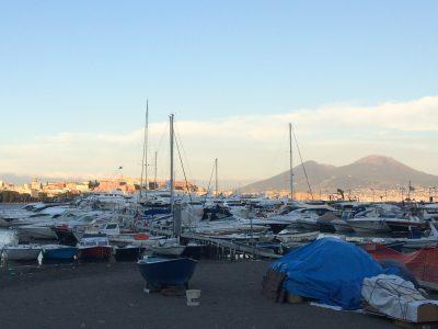 Nauticsud a Napoli 2018 barche-a-mergellina