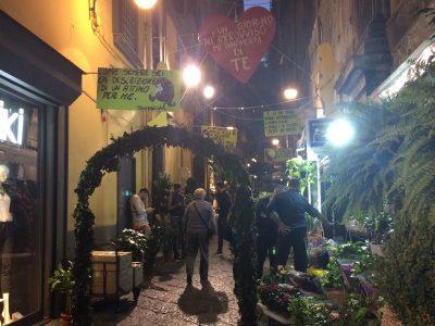 B&B a Napoli propone Notte Bianca al Borgo dei Vergini a Napoli 8 dicembre 2018